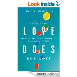 Book Review: Love Does by Bob Goff